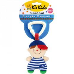 Felakasztható plüss figura Ks Kids Wayne Bébi kiegészítők Ks Kids