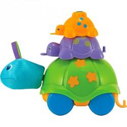 Zenélő teknős parádé Ks Kids Készségfejlesztő játékok Ks Kids