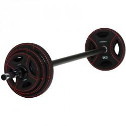 Súlyzókészlet Gymstick 20 kg Sportszer Gymstick