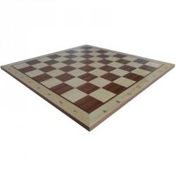 Sakktábla 54x54 cm fa Játék