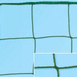 Védőháló kültréi 3,1x4,2 m 14x14 cm, zöld, 3 mm Sportszer FAR