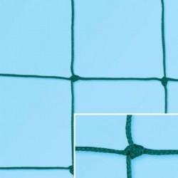 Védőháló kültéri 3x7 m 13x13 cm, zöld, 3 mm Sportszer FAR
