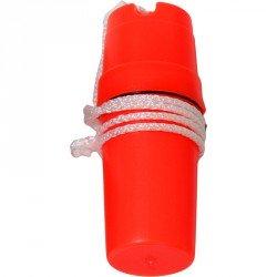 Vízálló pénztárca narancssárga Sportszer