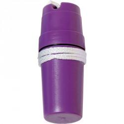 Vízálló pénztárca lila Sportszer