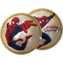 Gumilabda Pókember áttetsző 23 cm Sportszer Mese labda