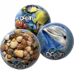 Gumilabda Óceán 23 cm Sportszer Mese labda