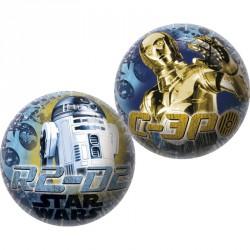 Gumilabda Star Wars R2-D2 és C-3PO 23 cm Sportszer Mese labda