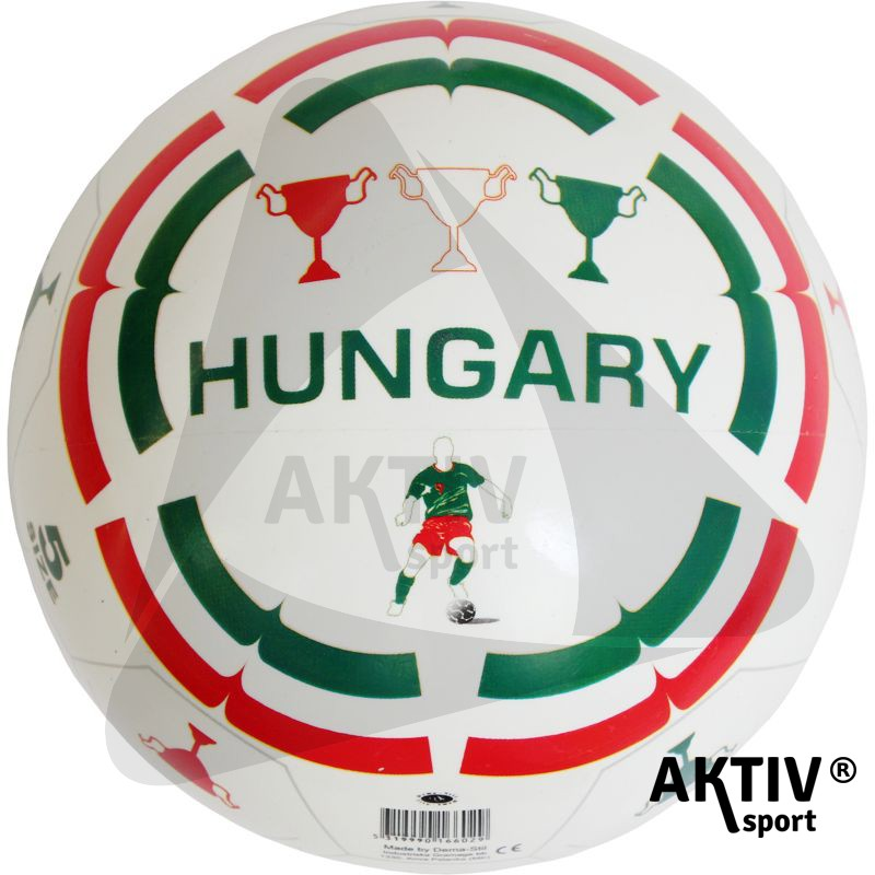 Gumilabda Hungary 23 cm - Játéklabda  bfb53ef86f