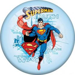 Gumilabda Superman 12 cm Sportszer Mese labda