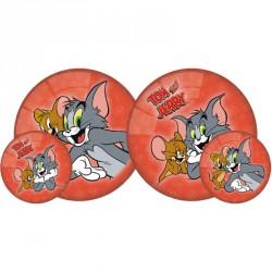 Gumilabda Tom és Jerry 14 cm Sportszer Mese labda