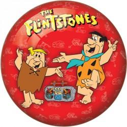 Gumilabda Flinstones család 23 cm piros Sportszer Mese labda