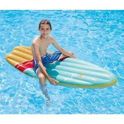Felfújható szörfdeszka Intex kék-sárga Sportszer Intex