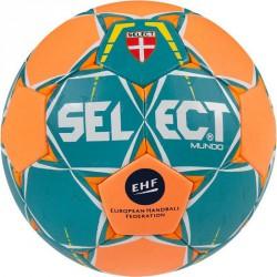 Kézilabda Select Mundo narancssárga-zöld Sportszer Select