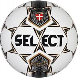 Futball labda Select Brillant Replica fehér-fekete Sportszer Select
