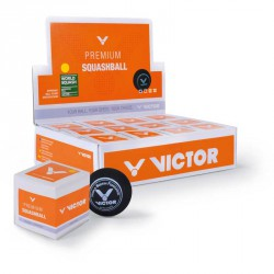 Squashlabda Victor sárga Sportszer Victor