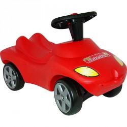 Bébitaxi Wader piros Lábbal hajtható járművek Polesie