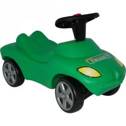 Bébitaxi Wader zöld Lábbal hajtható járművek Polesie