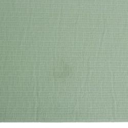 Szépséghibás Judo szőnyeg 200x100x4 cm Banfer csúszásgátló ajjal zöld Sportszer Bänfer