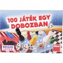 100 játék egy dobozban BLACK FRIDAY