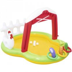 Gyermek játszómedence Bestway farm Gyermek medence Bestway