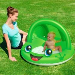 Baby naptetős pancsoló Bestway zöld Medence Bestway
