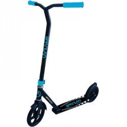 Roller Stunt fekete-kék Roller Spartan