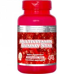 Multivitamin Gummy Star Étrend-kiegészítő Starlife