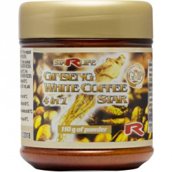 Ginseng White Coffee Star 110 g Kávé Starlife