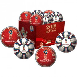 FIFA 2018 gumilabda 15 cm BLACK FRIDAY